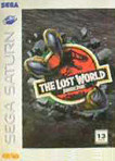 Sega Saturn Game - The Lost World Jurassic Park BRA [191x41]
