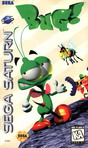 Sega Saturn Game - Bug! USA [81004]