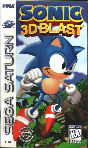 Sega Saturn Game - Sonic 3D Blast USA [81062]