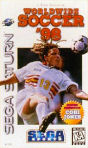 Sega Saturn Game - Worldwide Soccer '98 USA [81123]