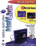 Sega Saturn Game - Net Link Game Pack USA [81608]