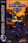 Sega Saturn Game - Virtua Cop EUR [MK81015-50]