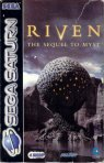 Sega Saturn Game - Riven The Sequel to Myst EUR [MK81801-50]